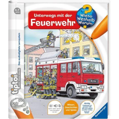tiptoi WWW Unt.m.d.Feuerwehr    GVE 1
