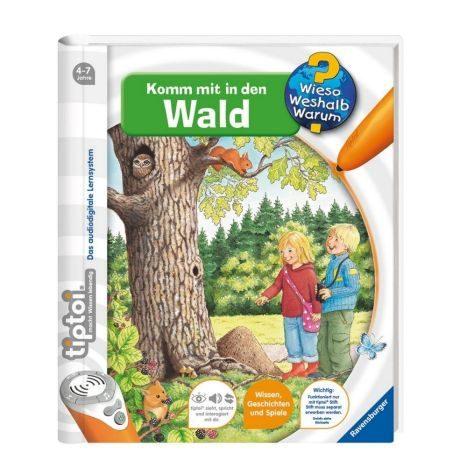 tiptoi WWW Kommmit in den Wald  GVE 1