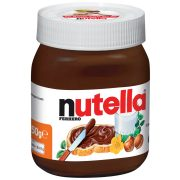 Nutella 450g   Glas             GVE 15