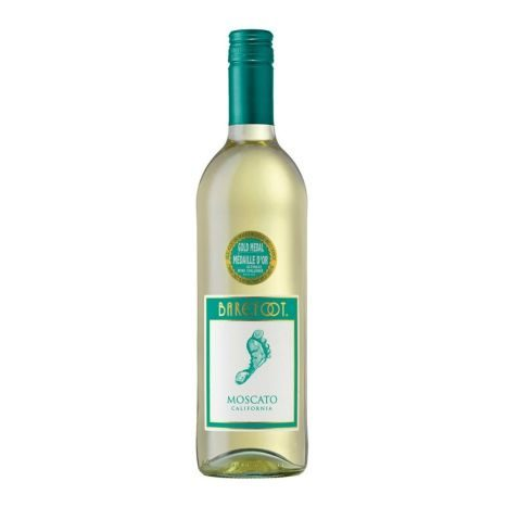 Barefoot       Moscato 075l     GVE 6