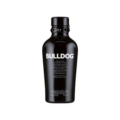 Bulldog Gin 07l+ Glas 30er Dol  G02 30
