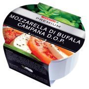PREMIUM Mozzarella Buf. 125g    GVE 6