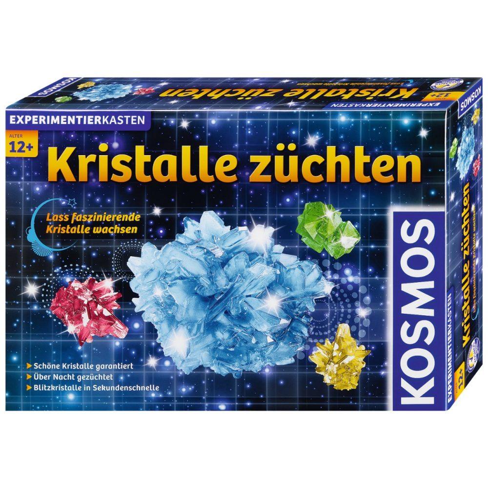 Kristalle zuechten              GVE 1