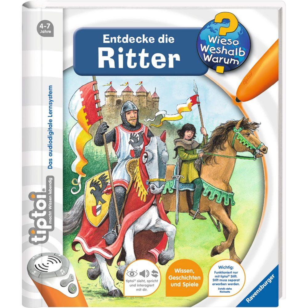 tiptoi WWW Ent-decke d. Ritter  GVE 1