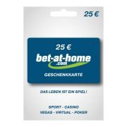 bet at home GS Eur 25 neu       GVE 1