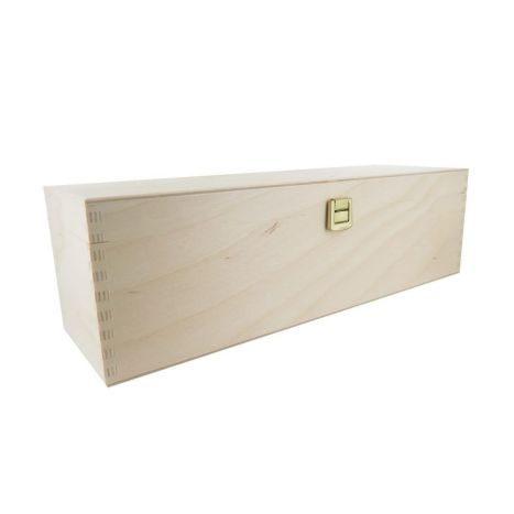 Geschenkbox    Holz 1er         GVE 1