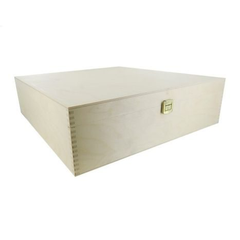 Geschenkbox    Holz 4er         GVE 1