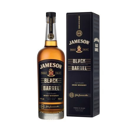 Jameson Black  Barrel 0,7l GK   GVE 6