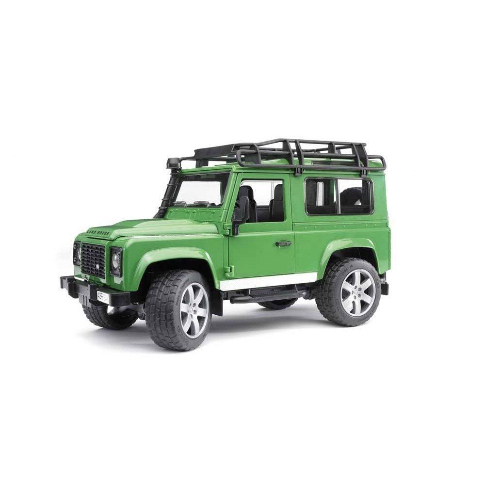 Bruder Land    Rover Defender   GVE 4