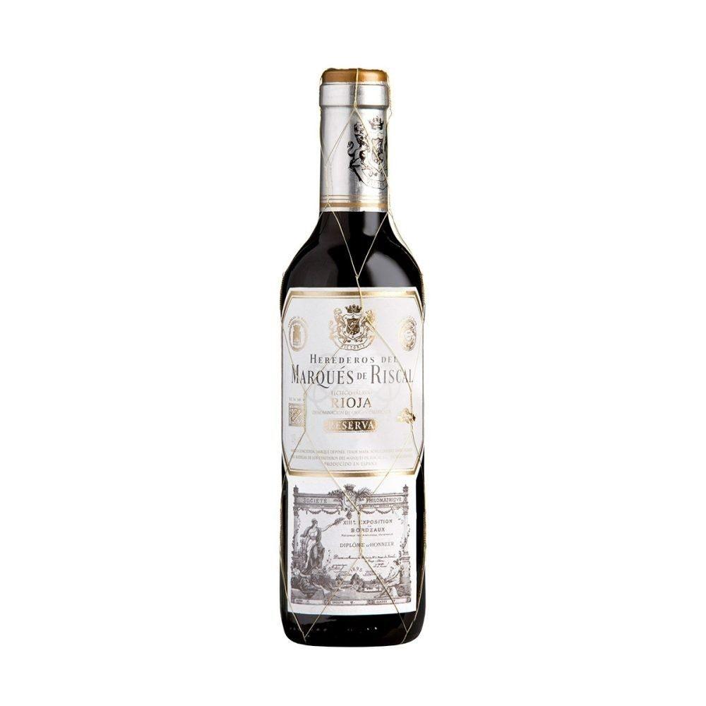 Riscal Rioja   Reserva 0,375l   GVE 12