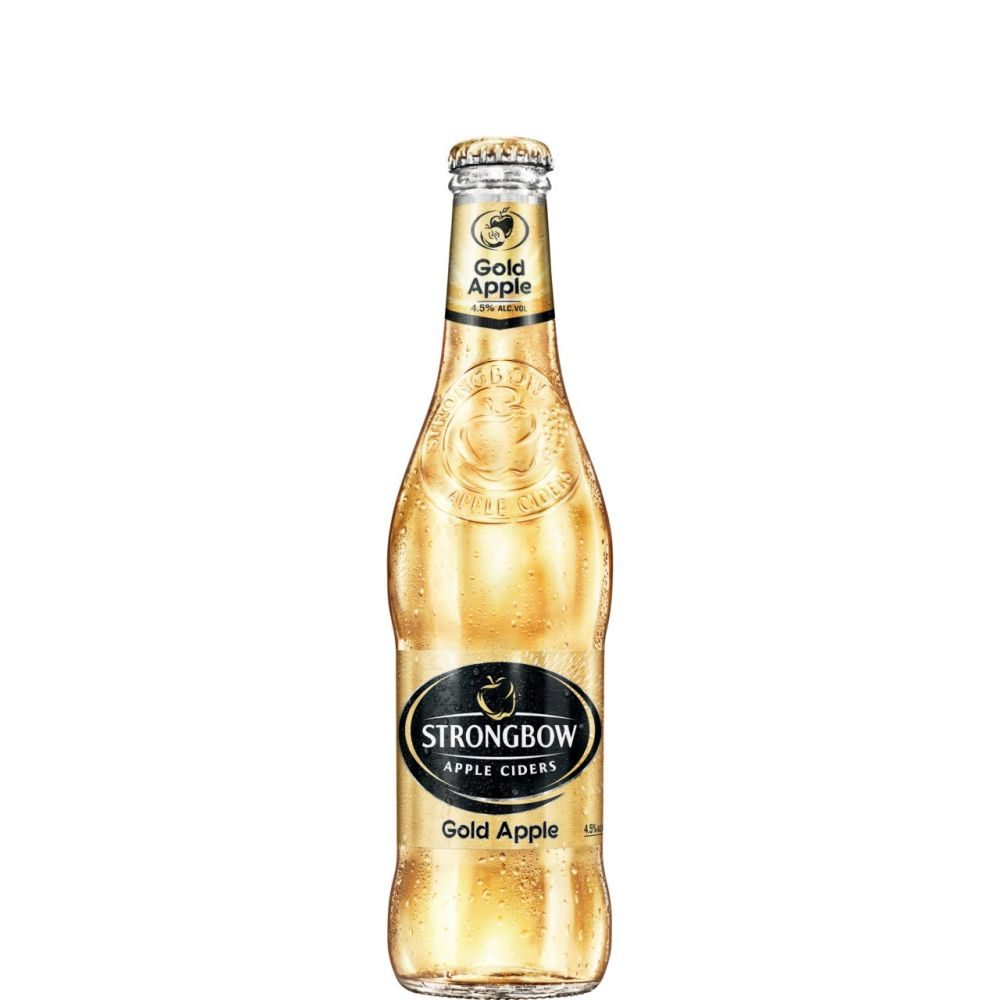 Strongbow CiderGold Apple 033l  GVE 24
