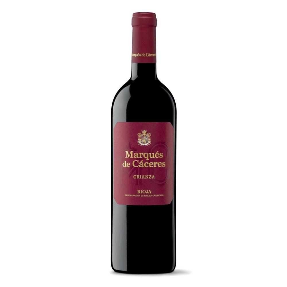 Caceres Rioja  Crianza     075  GVE 6