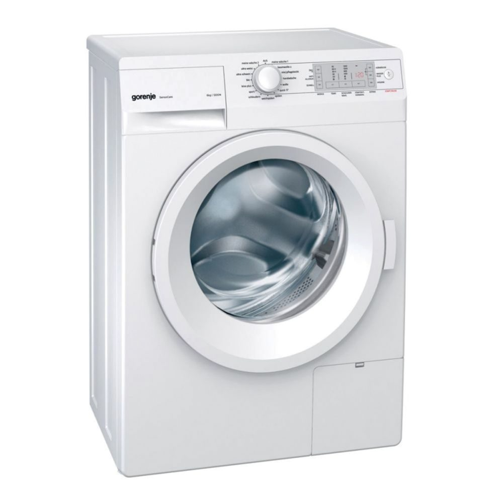 gorenje waschmaschine was62 interspar onlineshop. Black Bedroom Furniture Sets. Home Design Ideas
