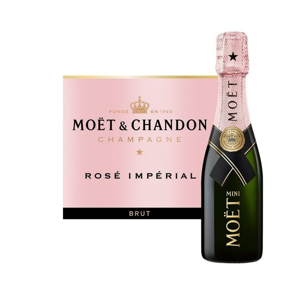 Moet & Chandon Rose 0,2l        GVE 24
