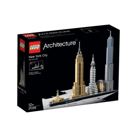 LEGO New York  City 21028       GVE 6
