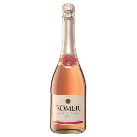 Roemer Sekt    Rose 0,75l       GVE 6