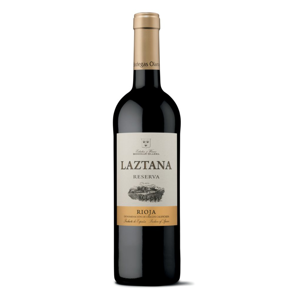 Laztana Rioja  Reserva     075  GVE 6