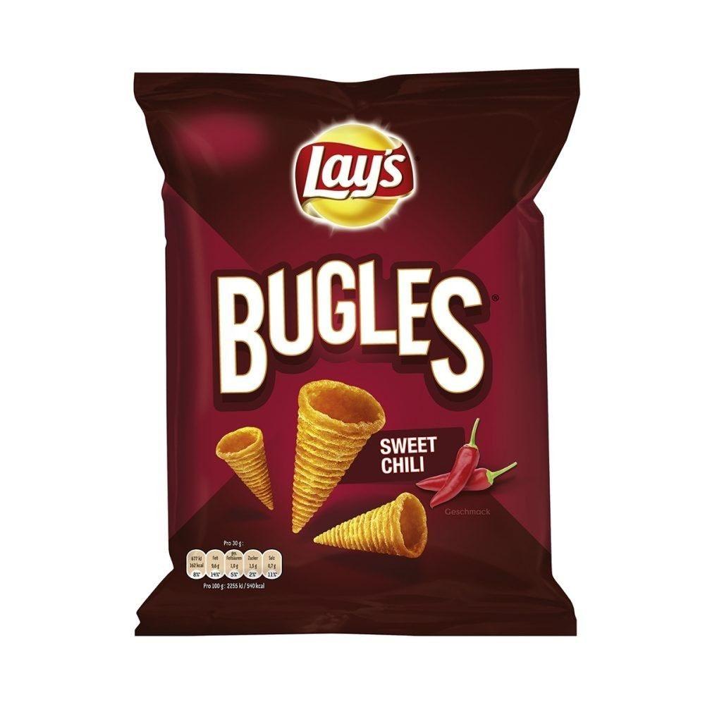 Lays - Bugles Sweet Chili Flavor 100 G