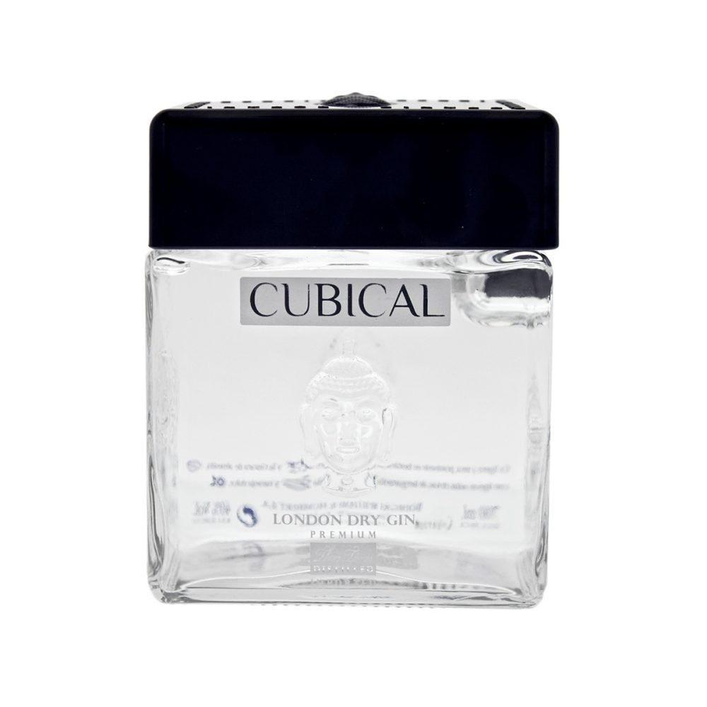 Cubical Premium London Gin 0,7  GVE 6