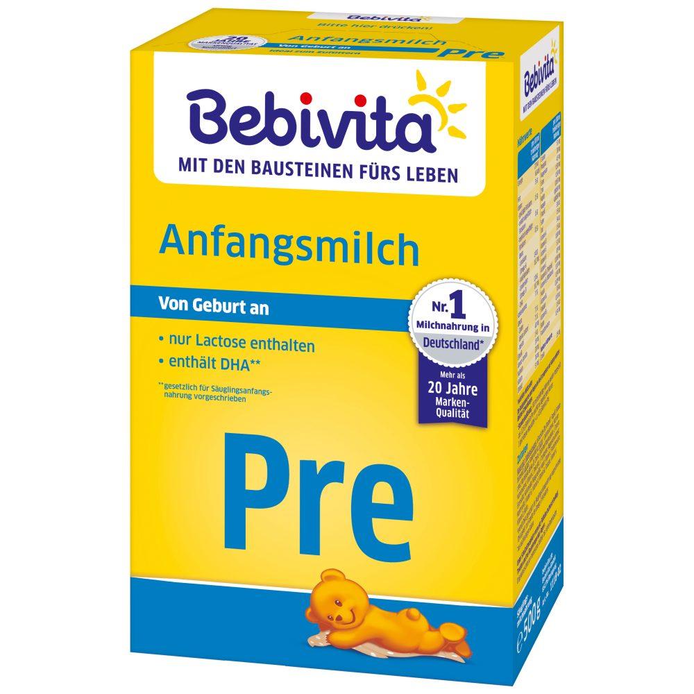 Bebivita Pre Neue Rezeptur