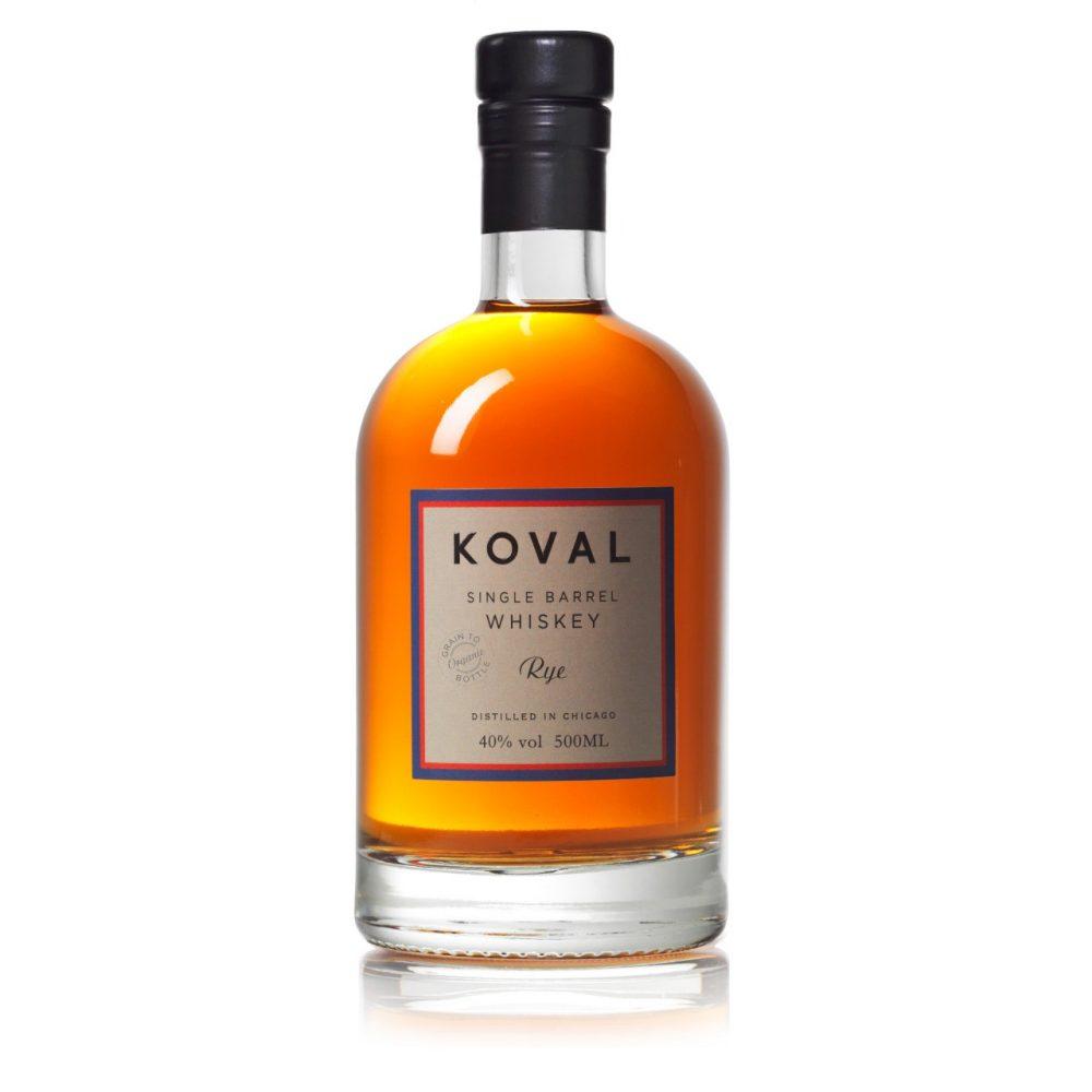 Koval Rye      Whiskey 0,5l     GVE 6