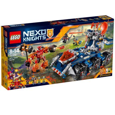 LEGO Axls Wachturm 70322        GVE 3