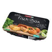 SPAR BBQ Fisch-Box 350g         EVE 1