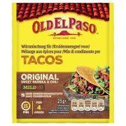El Paso Tacos Original 25g Pkg  GVE 24