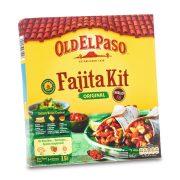 El Paso Fajita Kit500g Packung  GVE 10