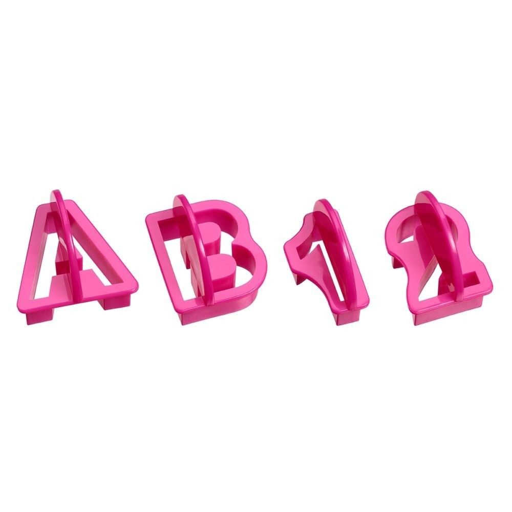 Alphabet u.    Ziffern Set      GVE 5