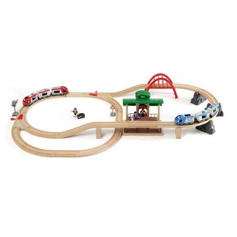 Grosses Bahn   Reisezugset      GVE 1