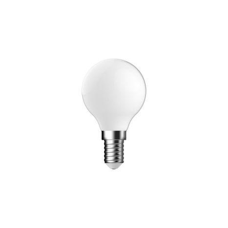 2 40W E14 Mini Tropfen Glühlampe Blau