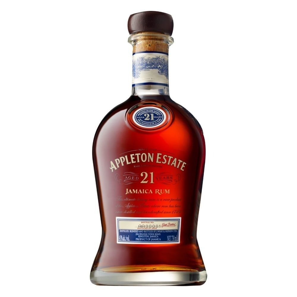 Appleton Estate21YO 0,7l        GVE 6