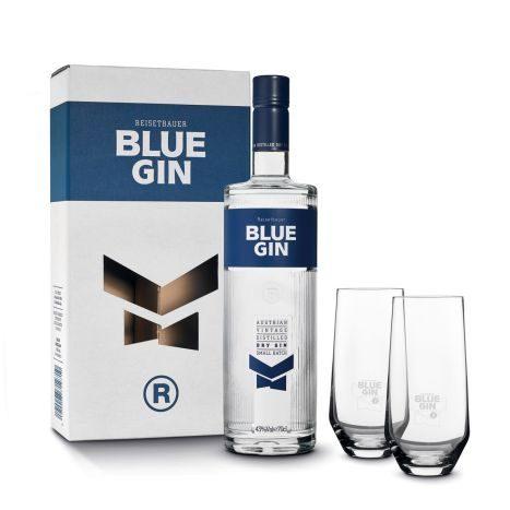 Reisetb. Blue  Gin +2Gl. 0,7l   G02 1