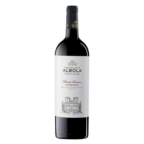 Albola Chianti Cl.Riserva  075  GVE 6