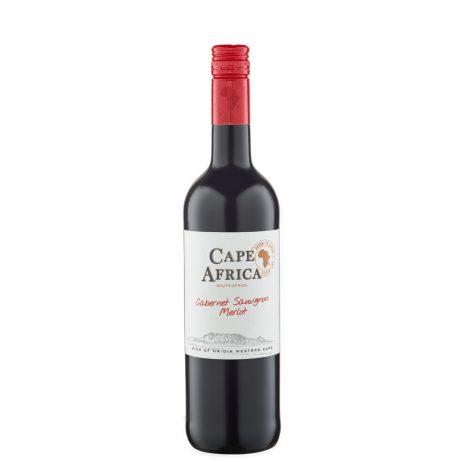 Cape Africa    CS Merlot   075  GVE 6