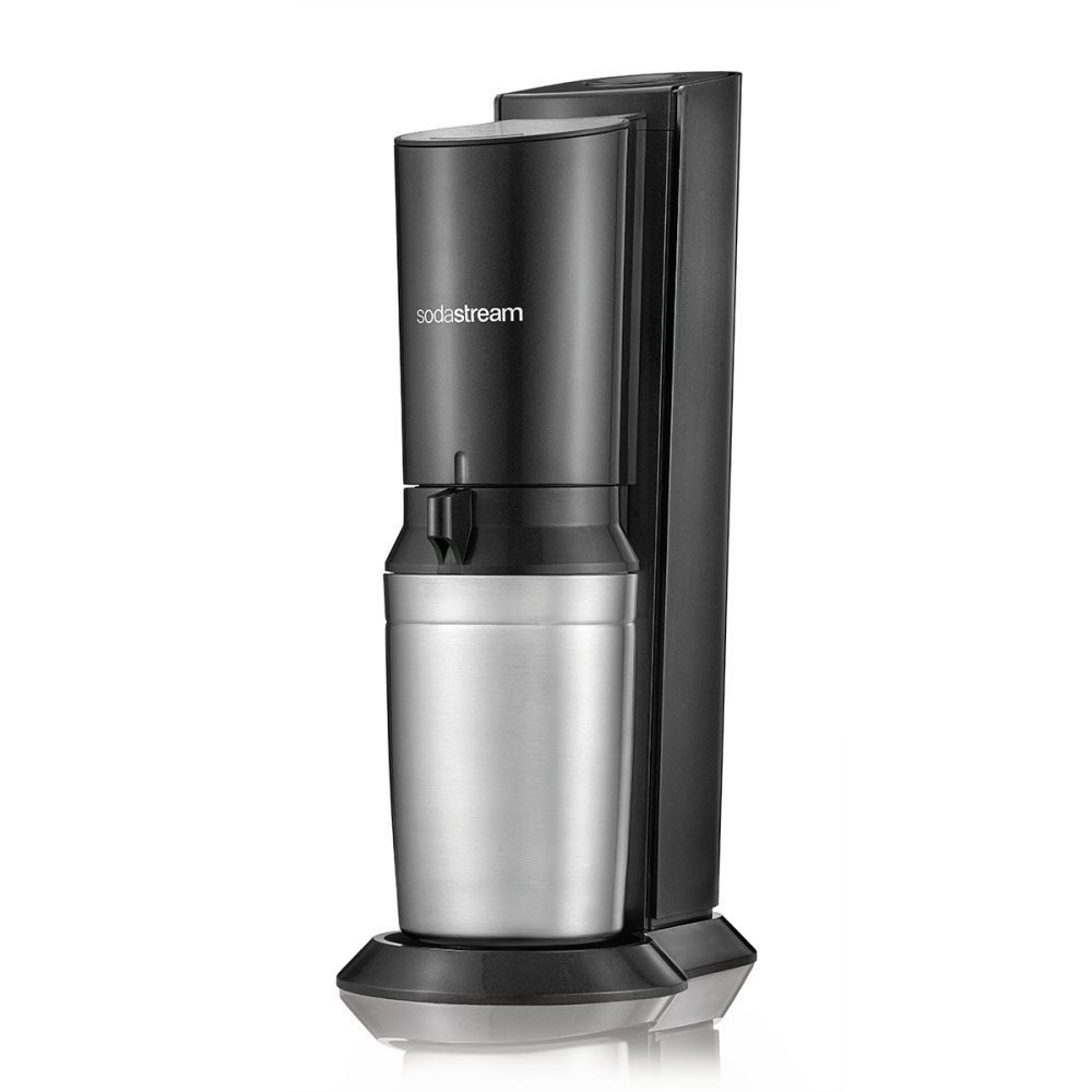 sodastream crystal 2 0 titan interspar onlineshop haushalt freizeit. Black Bedroom Furniture Sets. Home Design Ideas