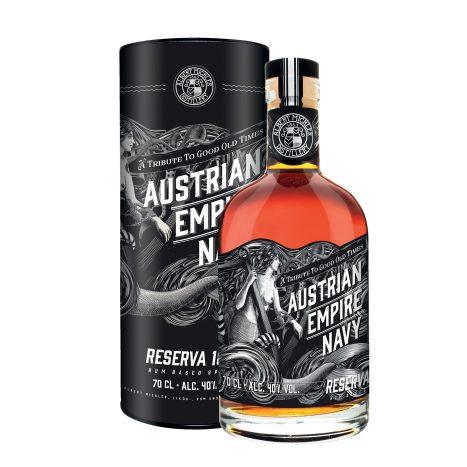 Austrian Empire Rum 1863 0,7l   GVE 6