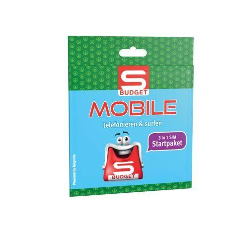 S-BUDGET MOBILE Starterpaket    GVE 5