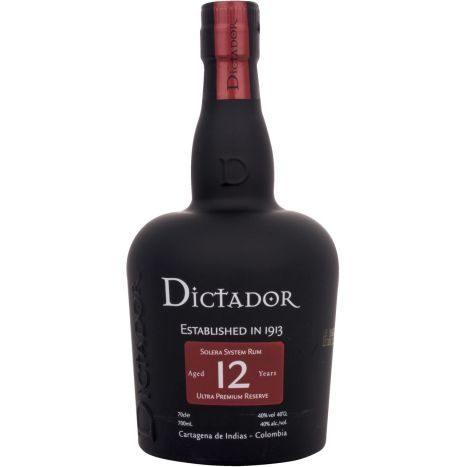 Dictador 12 YO 0,7l             GVE 6