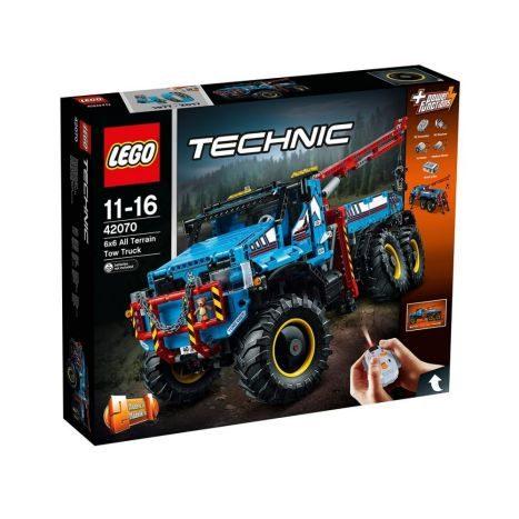 LEGO Technic Abschleppw. 42070  GVE 2