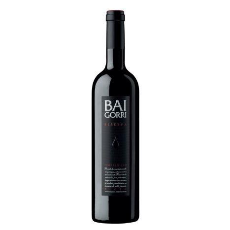 Baigorri Rioja Reserva     075  GVE 6