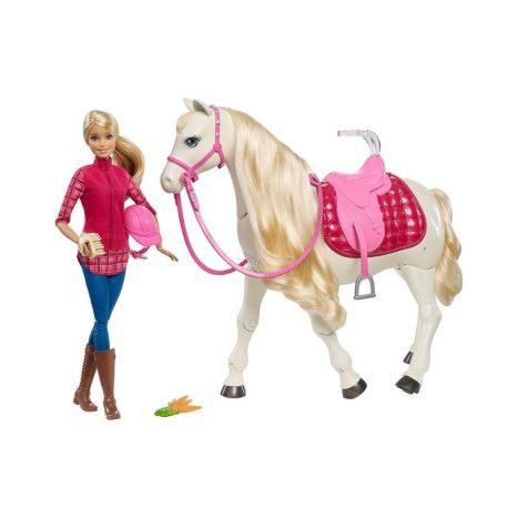 Barbie Traum-  pferd & Puppe    GVE 1