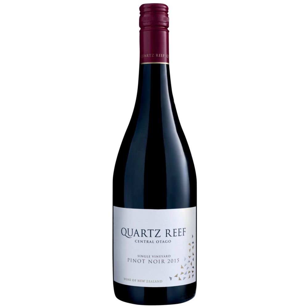 Quartz Reef2015Pinot Noir  075  GVE 6
