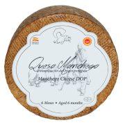 Alim.Queso Manchego ca. 3kg     GVE 3