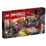 LEGO Hauptquar-tier 70640       GVE 3