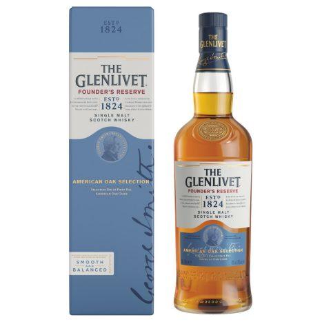 Glenlivet Founders Reserve 07   GVE 6