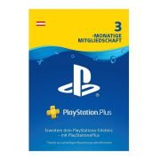 Sony PSN plus  3 Monate Abo     GVE 1