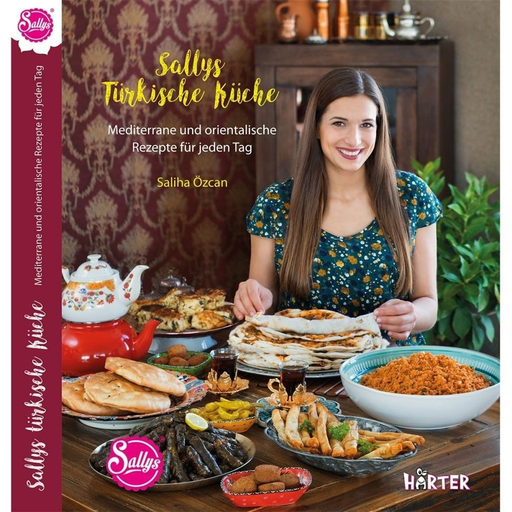 Sallys Kochbuch Sallys türkische Küche | Alles fürs Backen | KÜCHE ...