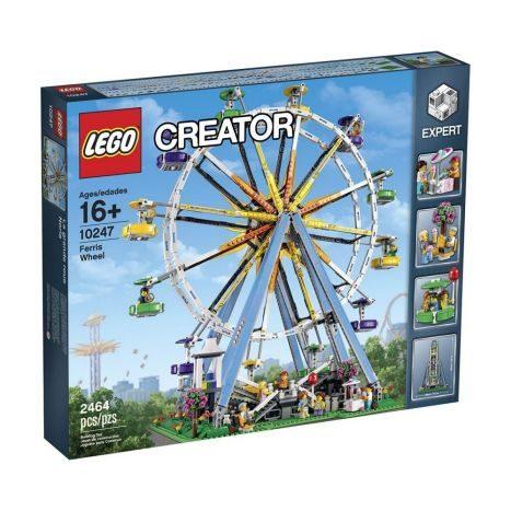 LEGO Riesenrad 10247            GVE 2